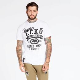 Camiseta Blanca Ecko Davante