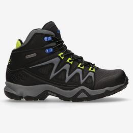 Botas Montaña Negras Boriken Boot