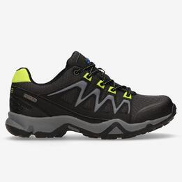 Zapatillas Montaña Negra Boriken