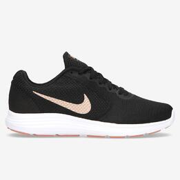 Nike Revolution 3 Negras