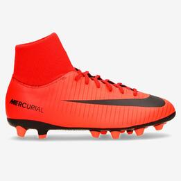 Nike Mercurial V Rojo