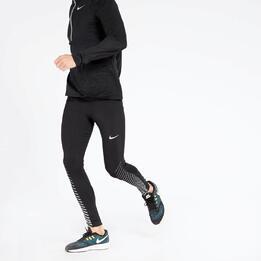 Malla Larga Running Nike Negro