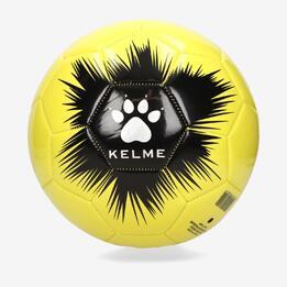 Balón Fútbol Kelme Amarillo