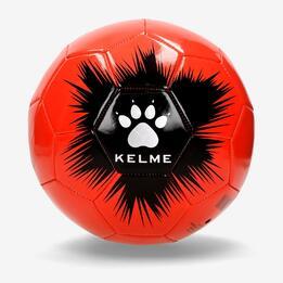 Balón Fútbol Kelme Rojo