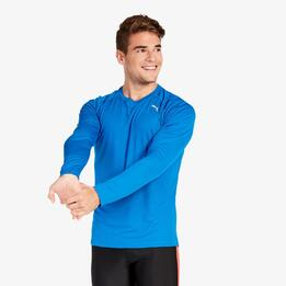 Camiseta Running Puma Azul