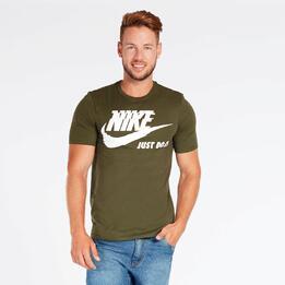 Camiseta Nike Kaki