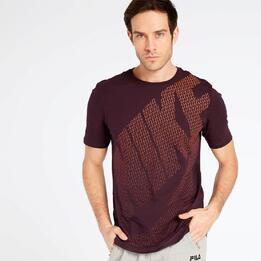 Camiseta Nike Futura 5 Gris
