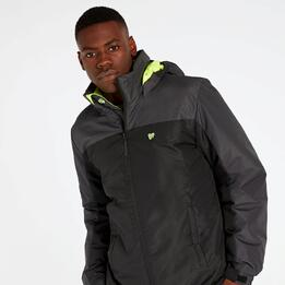Parka Capucha Negra Up