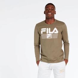 Camiseta Fila Kaki