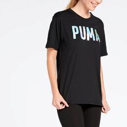 Camiseta Puma Fusion