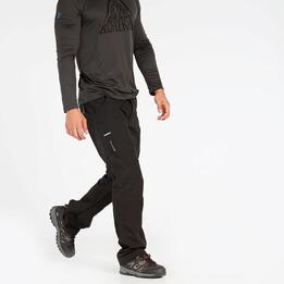 Pantalón Montaña Negro Boriken James