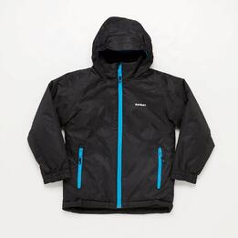Anorak Negro Junior Boriken