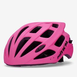 Casco Bici Rosa Niña Mitical