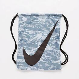 Gymsack Nike Negro Gris