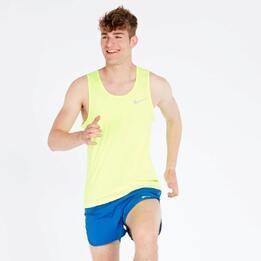 Camiseta Running Tirantes Nike Miler Tank