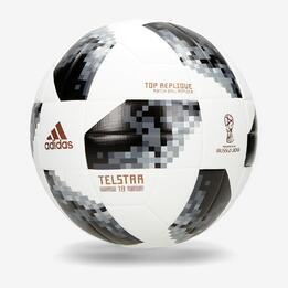 Balón Fútbol adidas Mundial Rusia Blanco