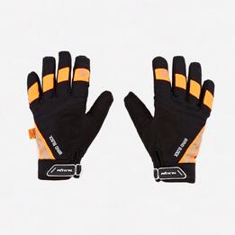 Guantes Ciclismo Negros Mitical WindShield