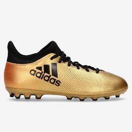 adidas X 17.3 Gold Tacos Niño