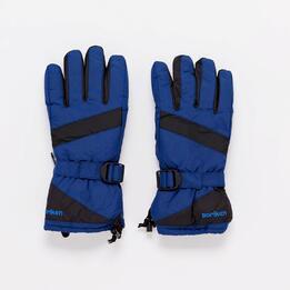 Guantes Nieve Boriken Azul