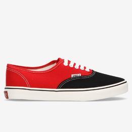 Zapatillas Andy-Z Negras Rojas Hombre