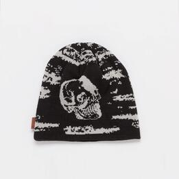 Gorro Lana Junior Boriken Negro
