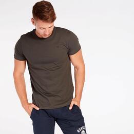 Camiseta Gris Hombre Up Basic