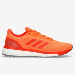 adidas Response Boost Naranjas