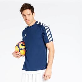 Camiseta adidas Estro 15 Marino