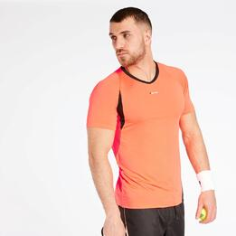 Camiseta Naranja Proton Combi