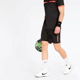 Pantalón Tenis Fila Training Negro