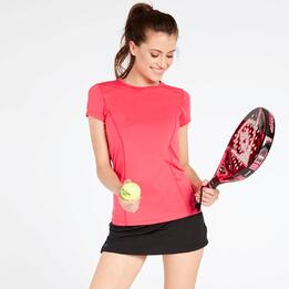 Camiseta Tenis Proton Rosa