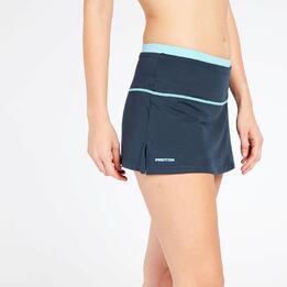 Falda Pantalón Azul Proton