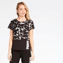 Camiseta Puma Estampada