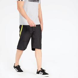 ESSENTIALS CRO PANTALON PIRATA MICRO