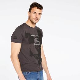 Camiseta Silver Psycotropic