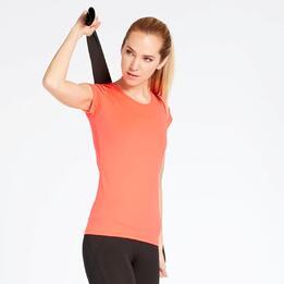 Camiseta Naranja Ilico Basic