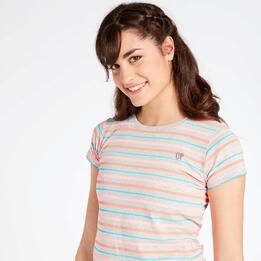 Camiseta Gris Up Basic