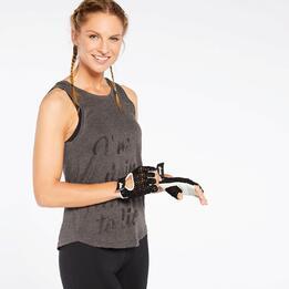 Camiseta Fitness Tirantes Ilico