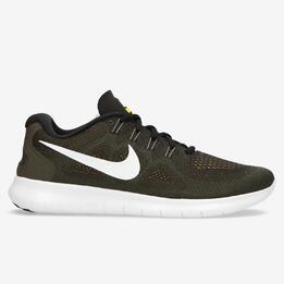 Nike Free RN 2017 Verdes