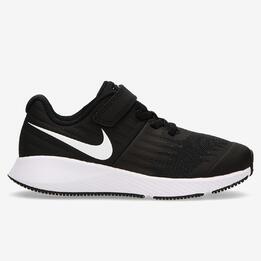 Nike Star Runner Negras Niño