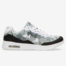 Zapatillas Blancas Silver Dalia