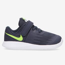Nike Star Runner Azules Niño