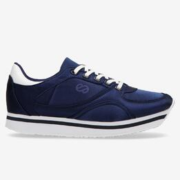 Zapatillas Denim Silver Crown