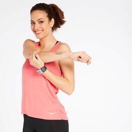 Camiseta Running Nike Rosa