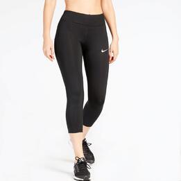 Mallas Running Nike Negras