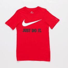 Camiseta Nike Swoosh Niño