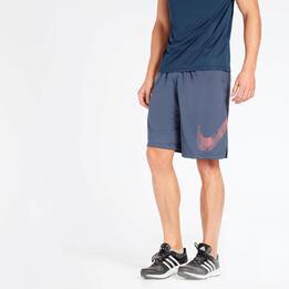 Pantalón Running Nike Gris