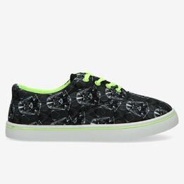 Zapatillas Star Wars Negras Junior