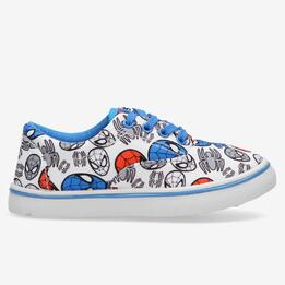 Zapatillas Lona Spiderman Niño