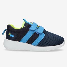 Zapatillas Azules Up Dylan Niño